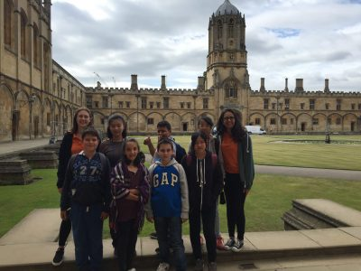 Student Activity - Christ Church College