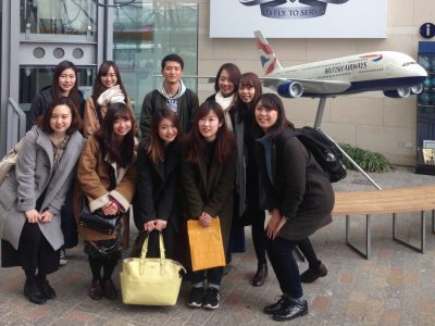 Group Programme at British AIrways
