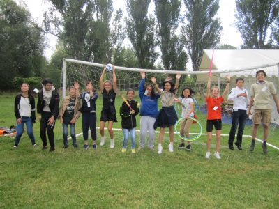 Junior Activity - Sports day