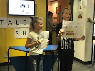 Junior Presentation